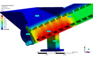 analisi termostrutturale spinips