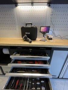 strumenti laboratorio spinips